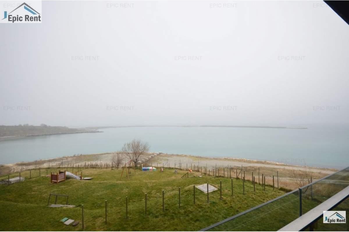 Faleza Nord,Spectrum Residence -Terasa,vedere la mare , garaj