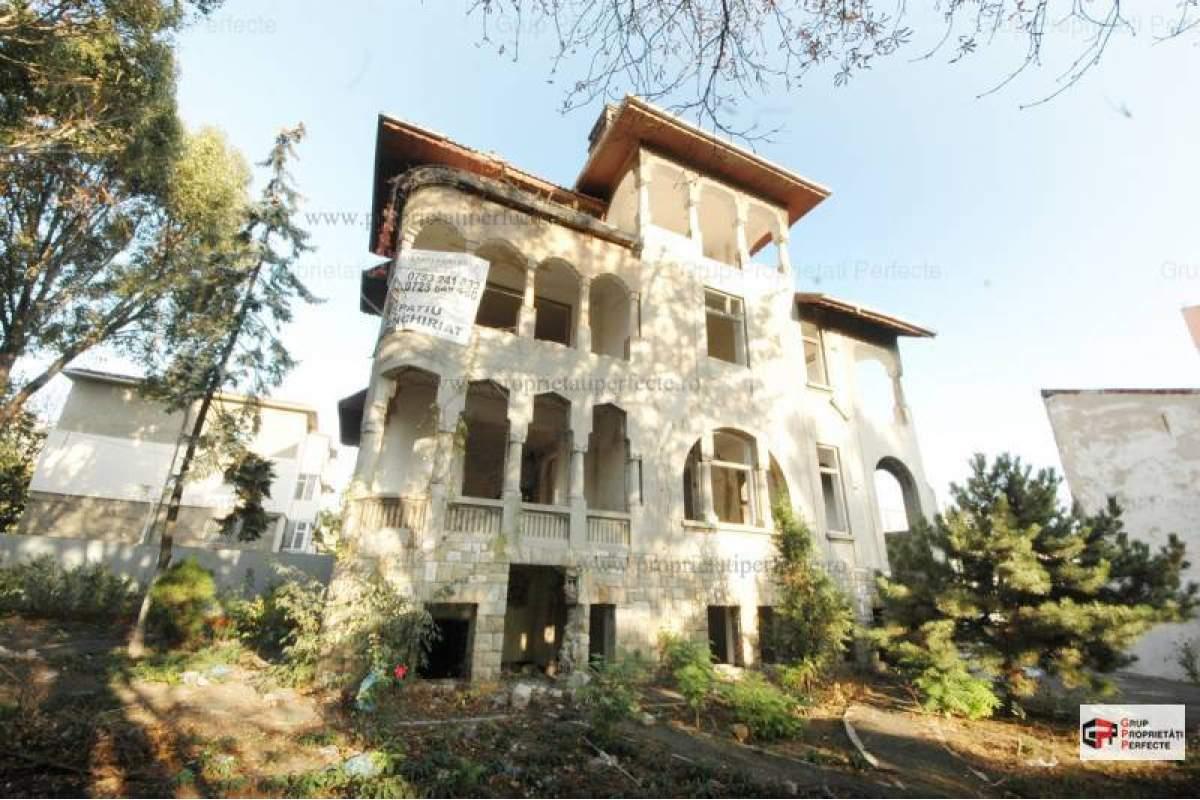 Ferdinand - Consulatul turc, vila stil brancovenesc D+P+2E - ideal consulat