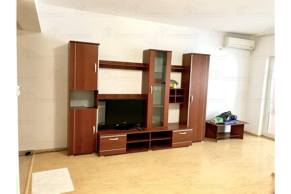 Garsoniera 40 mp, utilata si mobilata, complex rezidential