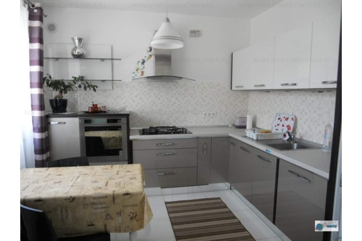 Imobilstar inchiriaza - casa moderna , cart Belvedere