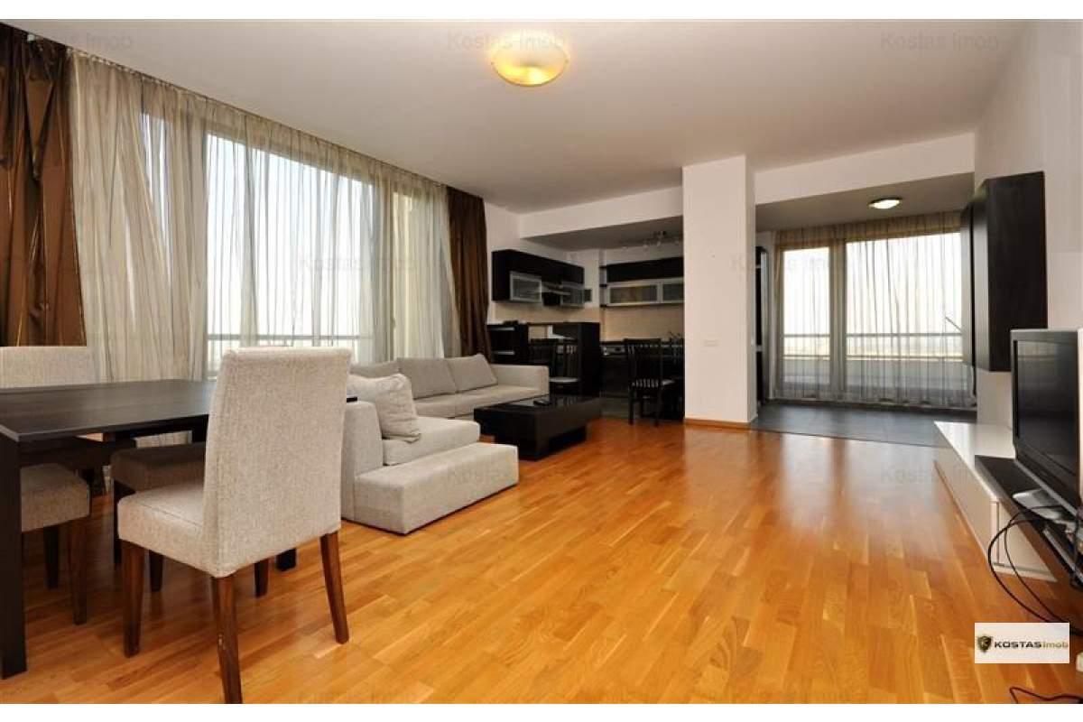 Inchiriem apartament 3 camere, situat in complexul rezidential Bellevue, Drumul