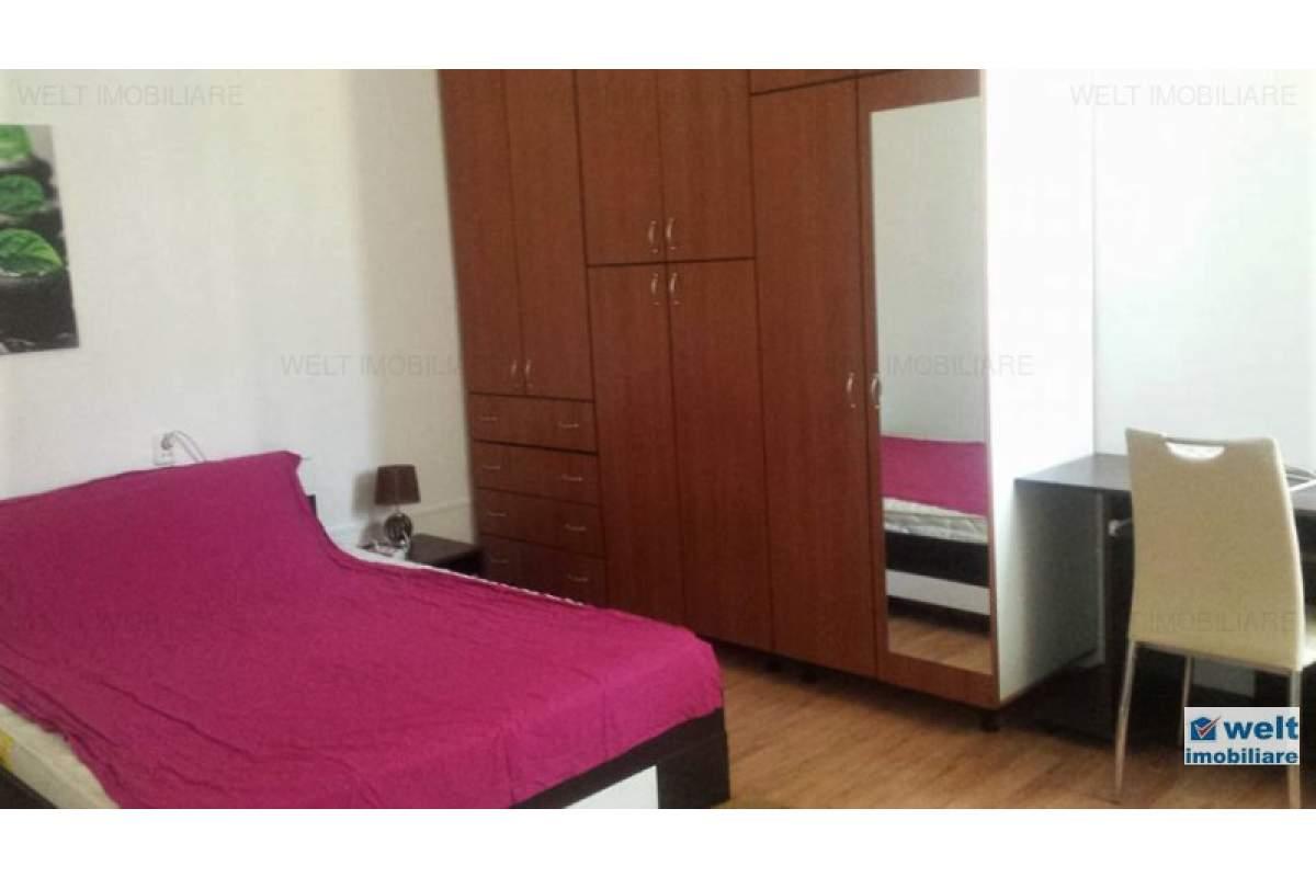Inchiriere apartament cu 1 camera, curte, in centrul orasului, zona P. Muzeului