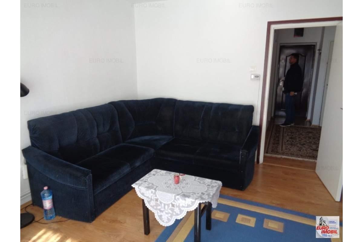 Inchiriere apartament cu 1 camera mobilat, utilat, Ultracentral