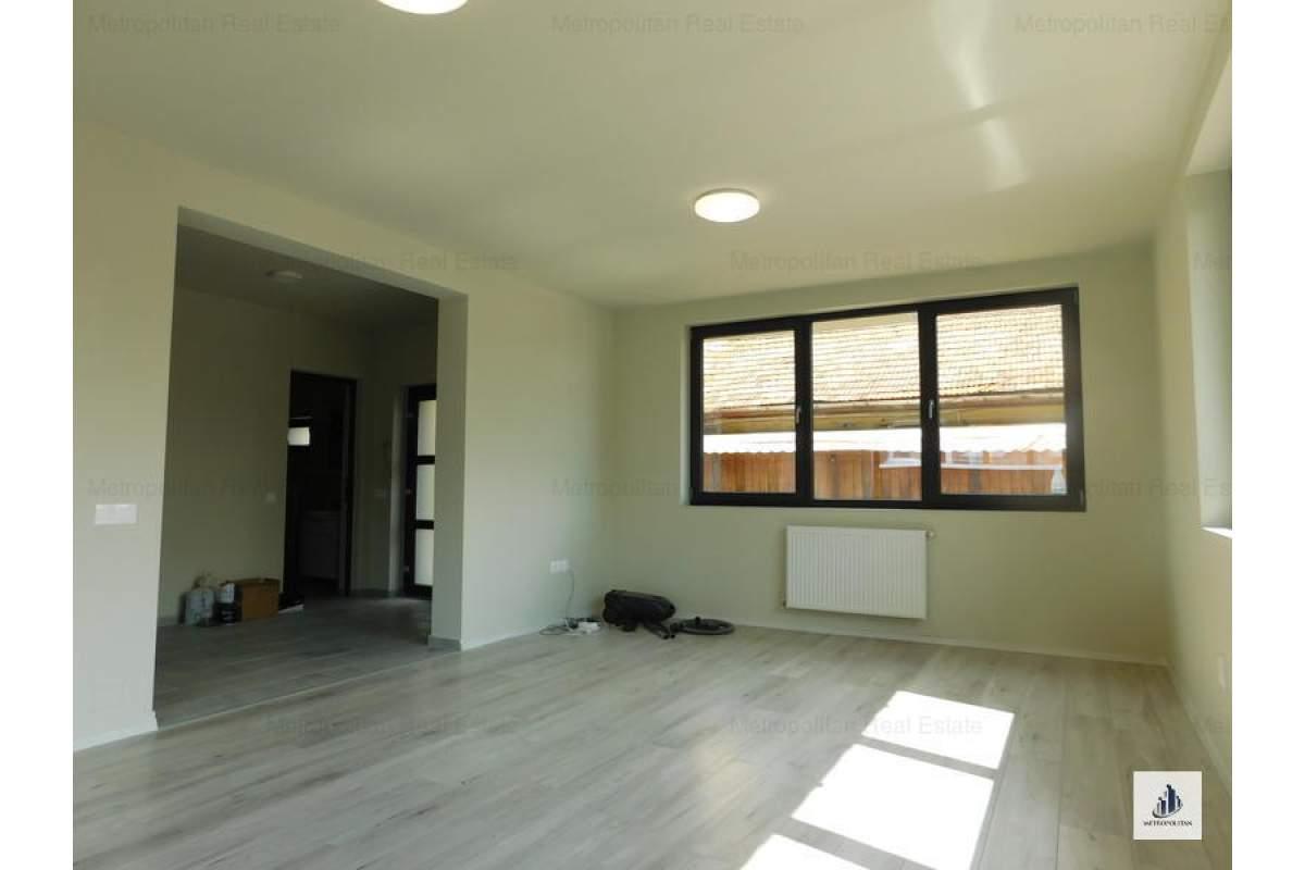 Inchiriere casa 4 camere, totul nou, la prima inchiriere