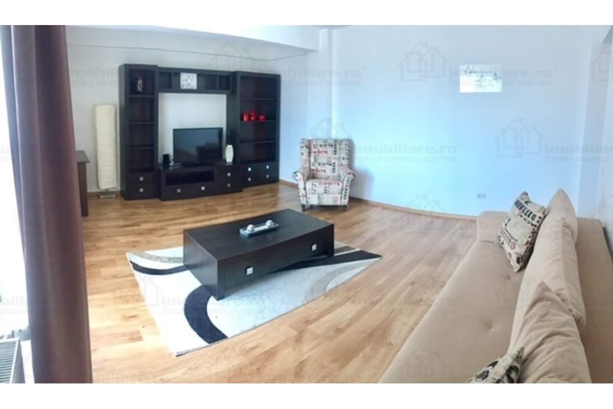 Inchiriez Apartament 2 Camere - Bloc NOU - Parcare Inclusa la parterul blocului