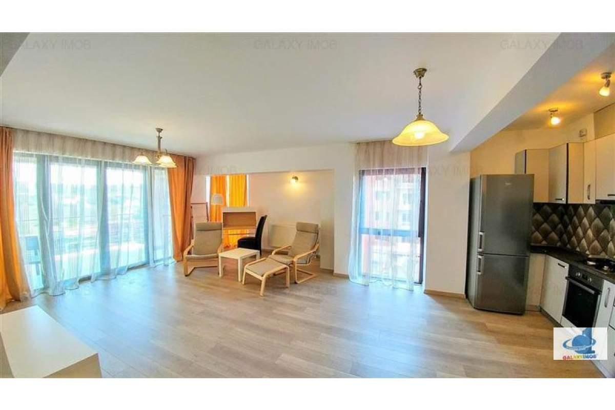 Inchiriez apartament cu 2 camere mobilat si utilat modern in Tudor