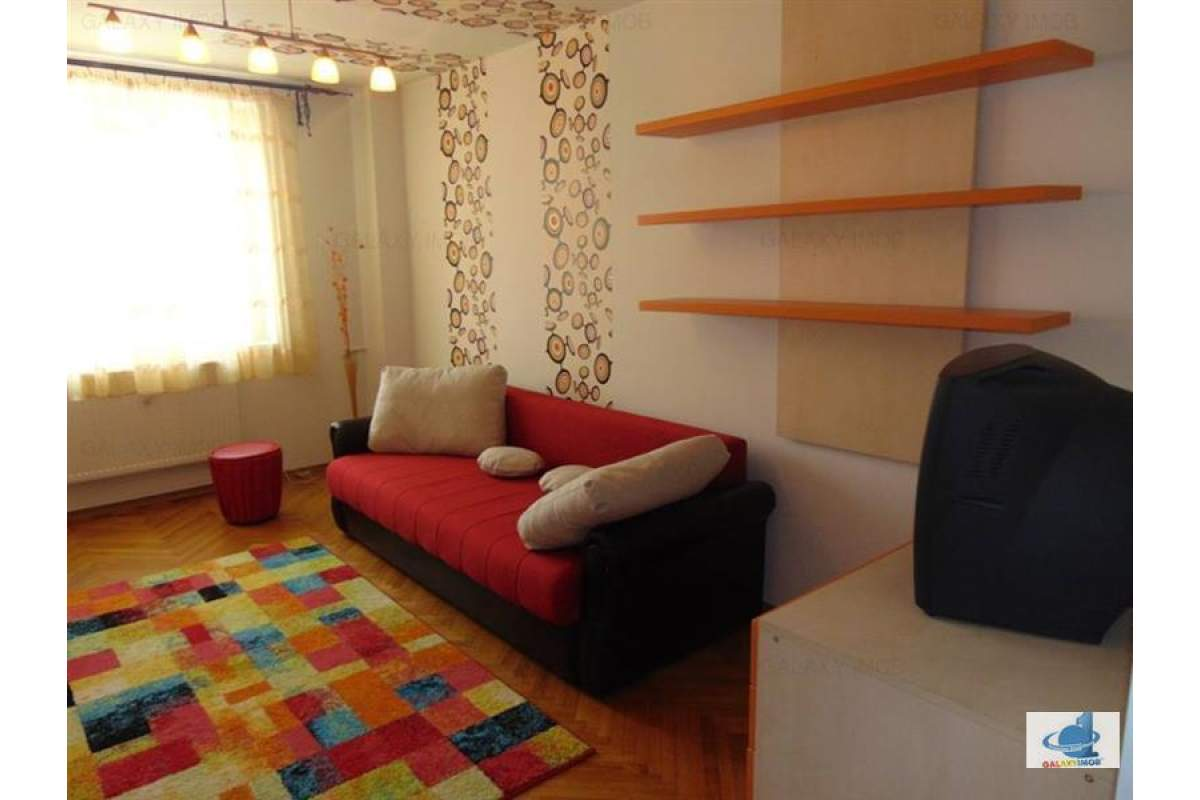 Inchiriez apartament cu 2 camere modern utilat si mobilat langa Teatru