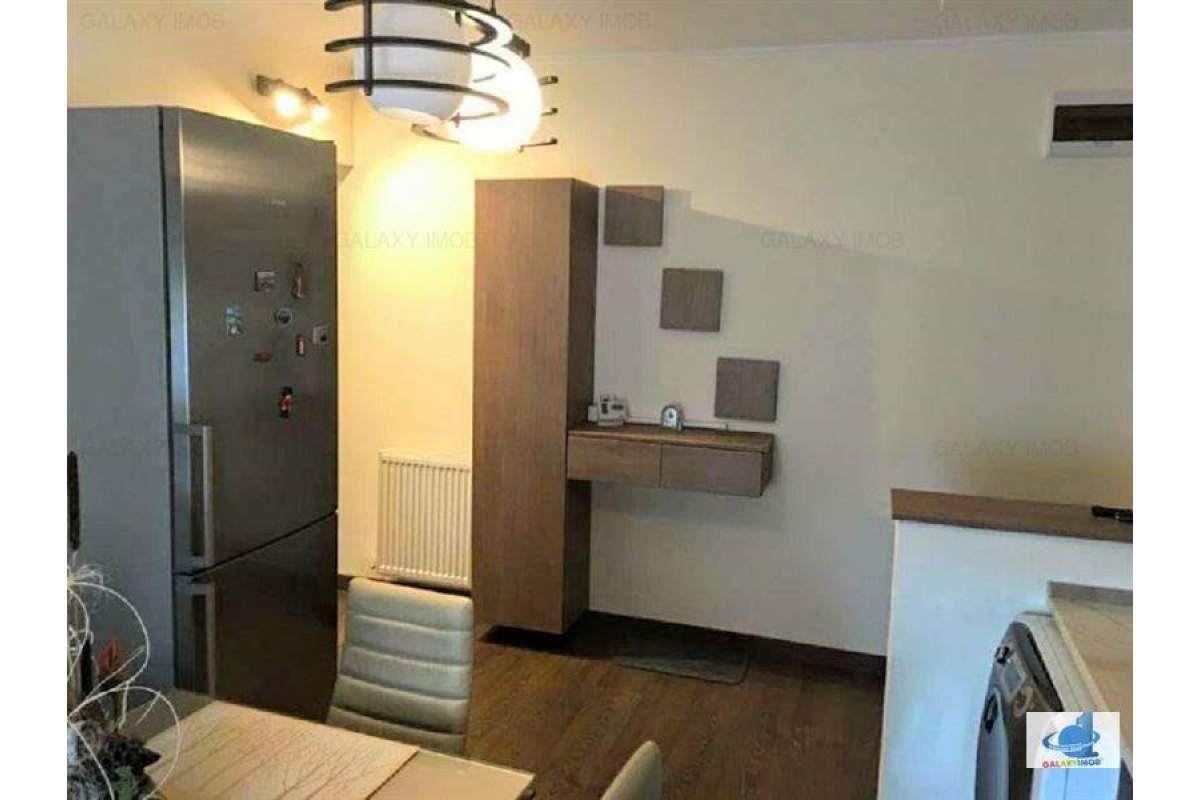 Inchiriez apartament cu doua camere mobilat si utilat, in Tudor