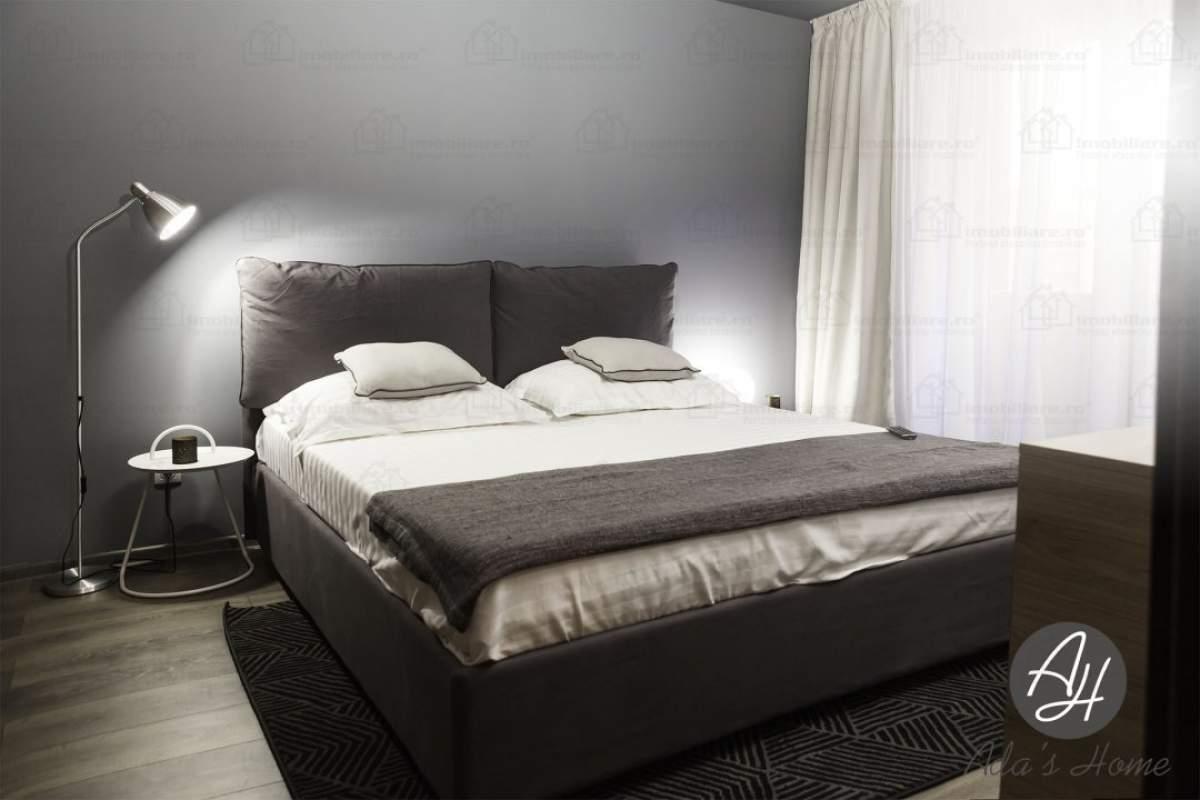 Inchiriez Apartament LUX - 2 camere, zona Tractorul, bloc nou