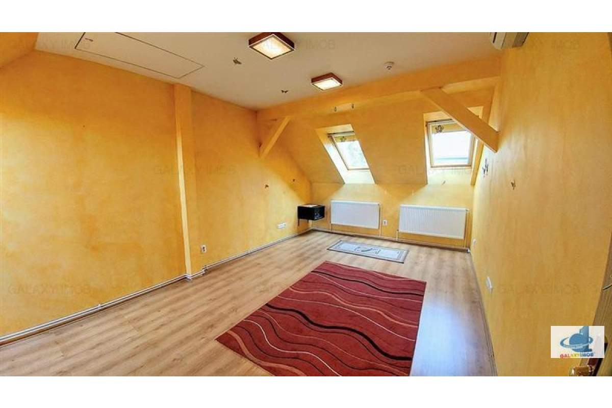 Inchiriez casa 3 camere semicentral nemobilata si utilata partial