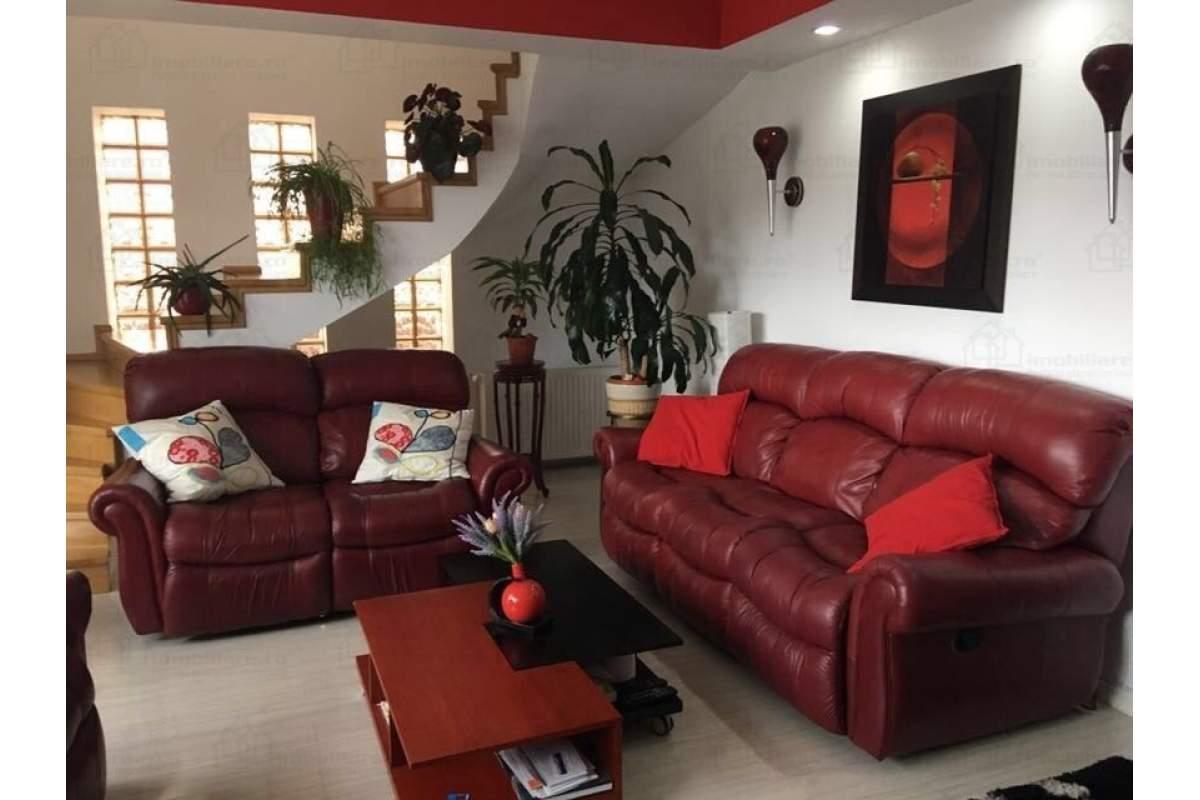 Inchiriez Vila P+1 , Bartolomeu Nord , 4 camere , 4 bai , mobilata utilata lux