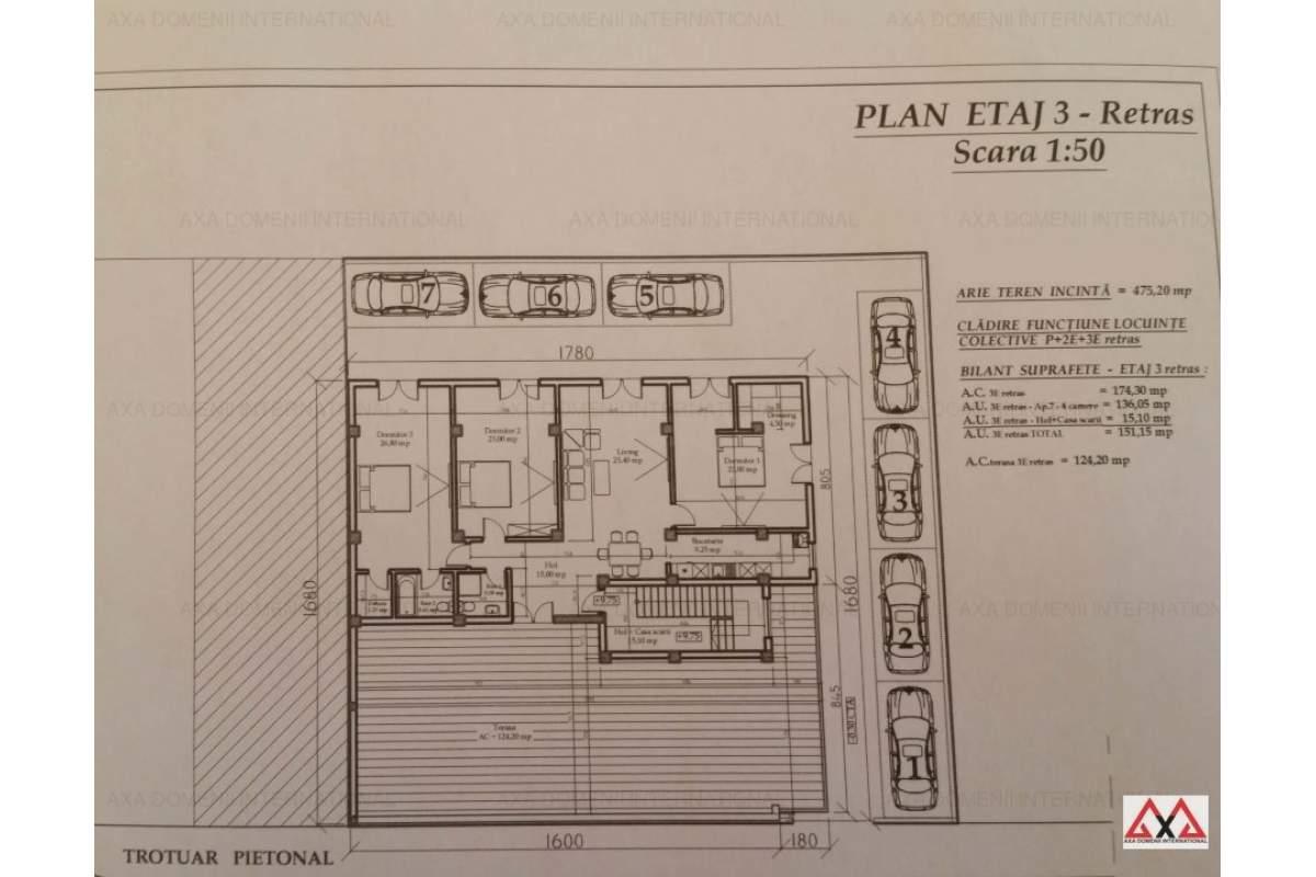 Investitie teren P-ta Victoriei cu proiect si constructie sau inchiriere
