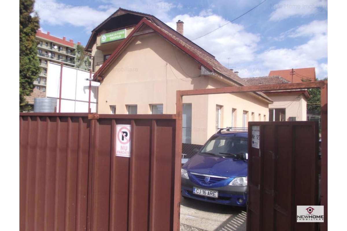 New Home Imobiliare inchiriaza spatiu comercial in Marasti
