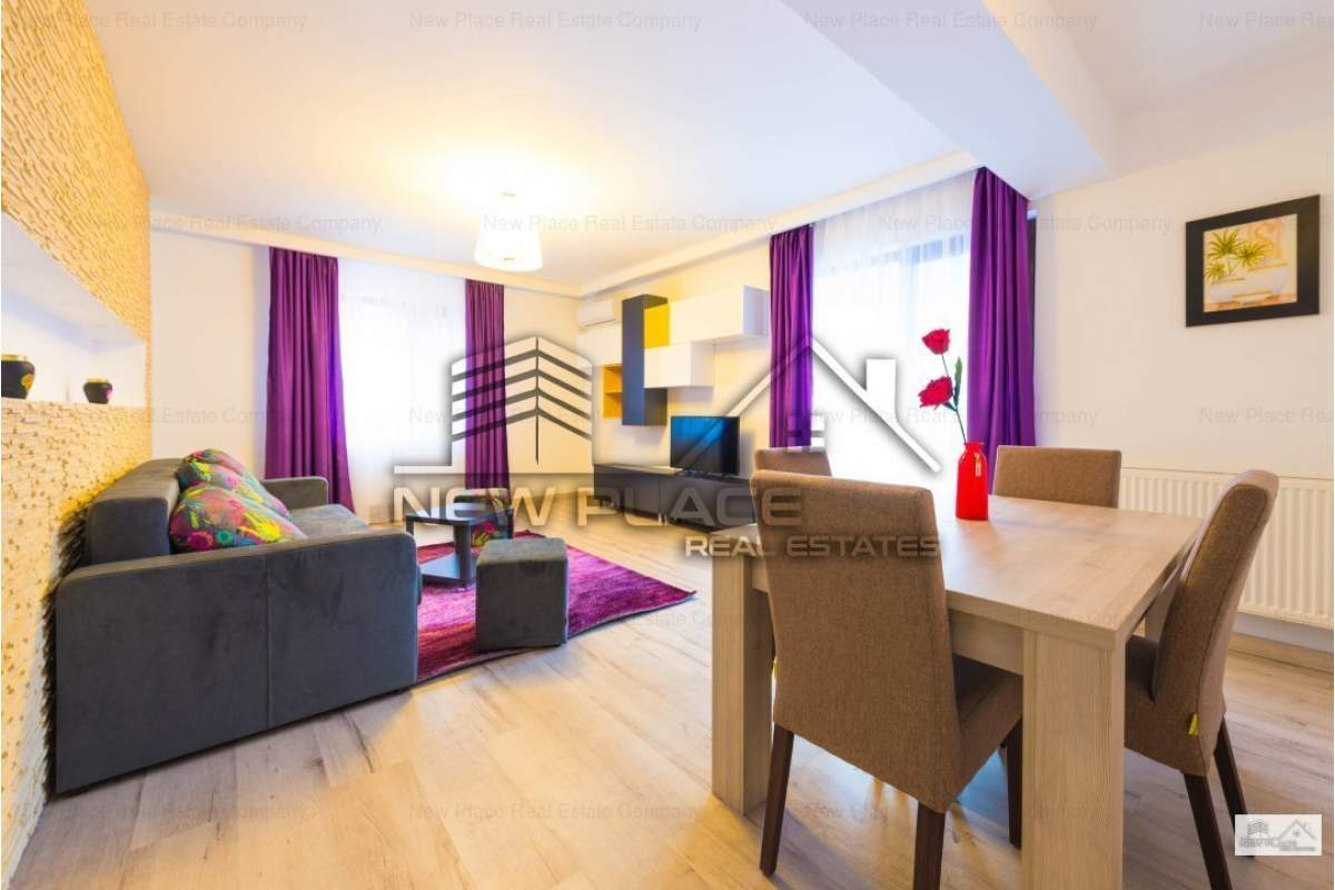 newplace.ro | Parcul Herastrau | Inchiriere apartament deosebit | 3 camere | Lux