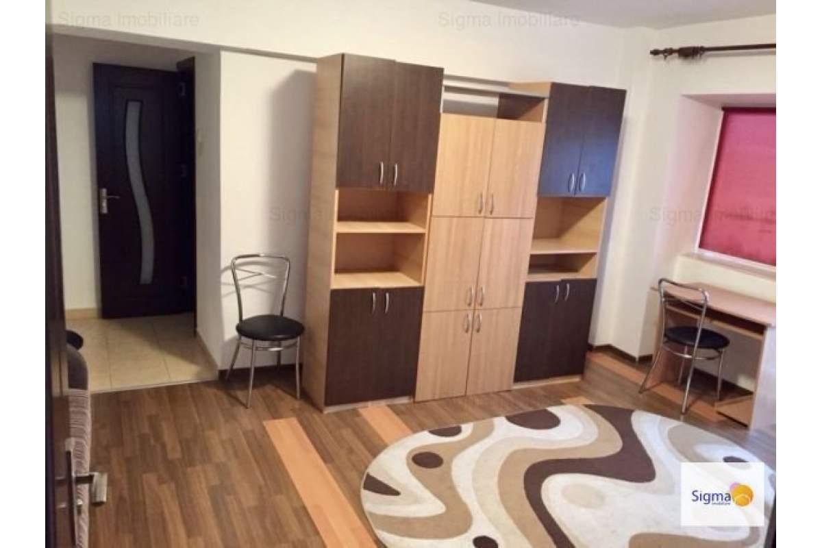 Nicolina-Belvedere apartament 1 camera decomandat 42 mp cu CT renovat