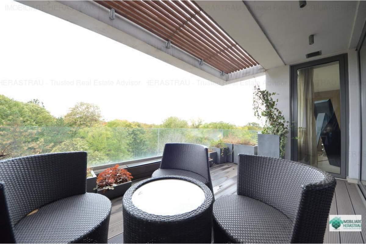 Olympus Suite, apartament 4 camere, Sos.Nordului, vedere parc, LUX