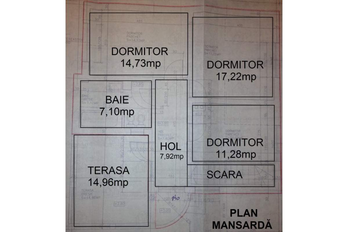 Particular dau in chirie casa p+m, 5 cam, 2 bai, moderna, mobilata, zona Garii