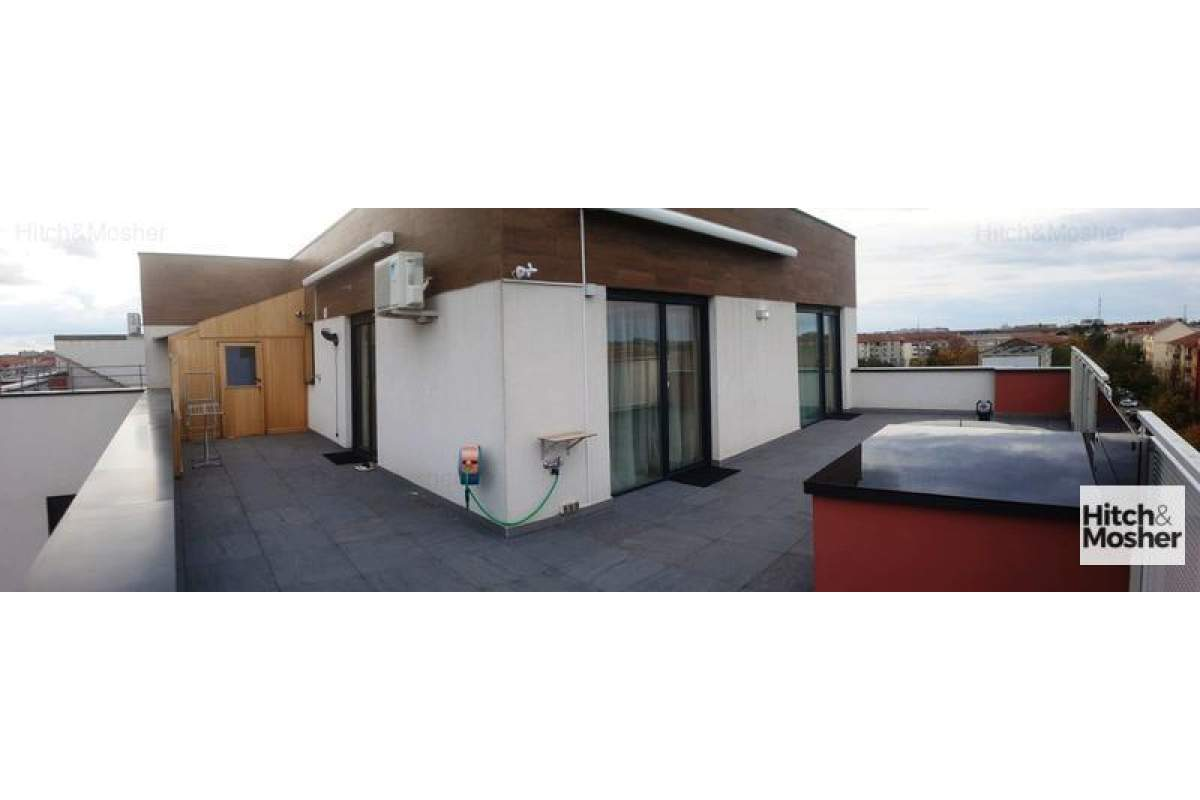 Penthouse de inchiriat in zona Lipovei