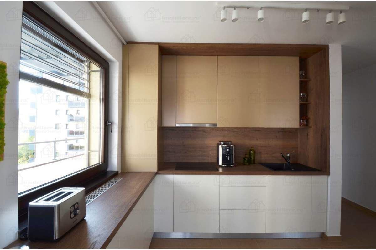 Penthouse de lux ultra dotat la prima inchiriere-terasa 96 mp!