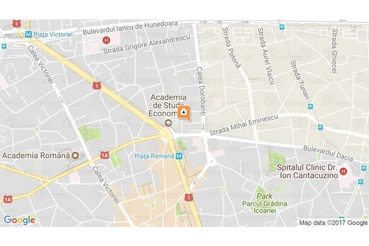 Piata Romana - ASE, Curte pentru parcare 8 - 12 masini