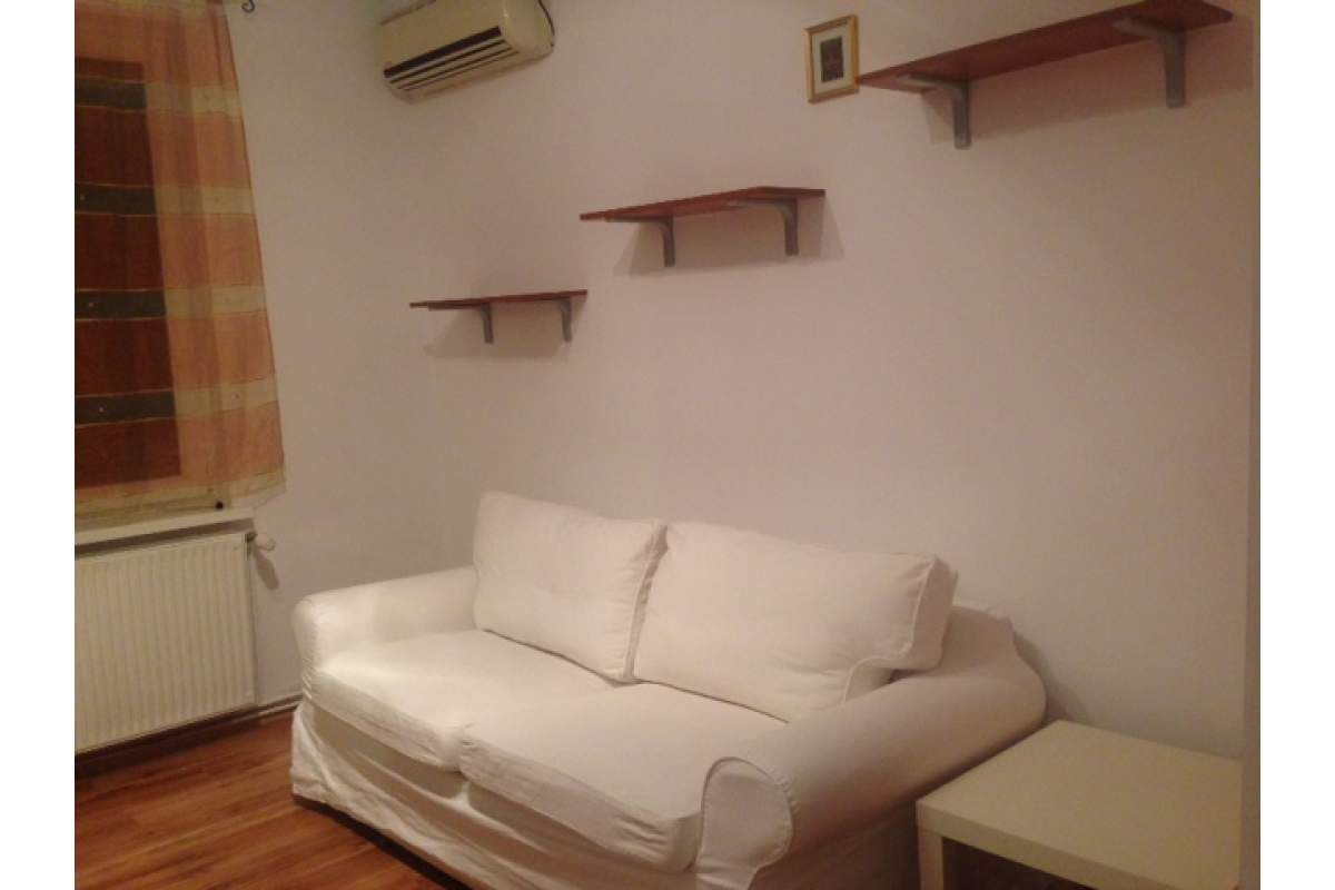 Proprietar inchiriez apartament 2 camere Floreasca mobilat, utilat