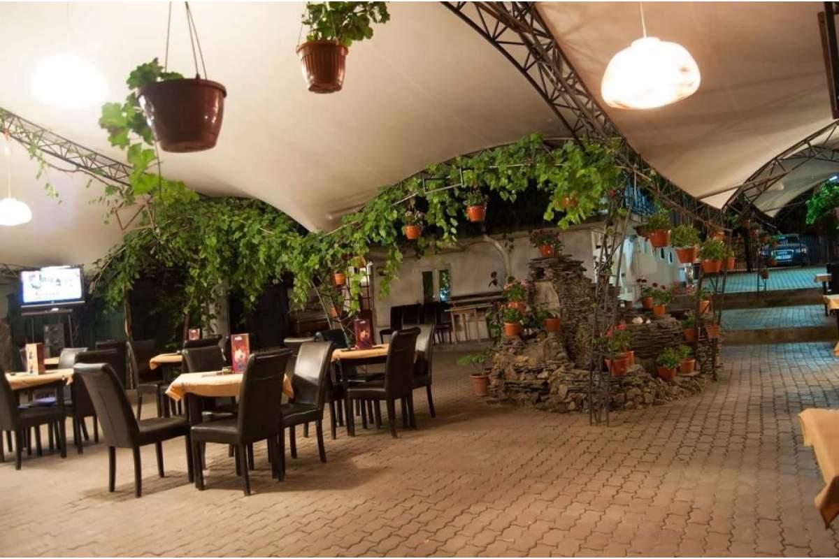 Restaurant - Pensiune Casa Domnitei