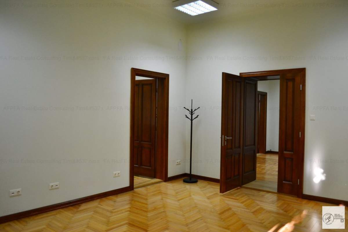 Spatiu birouri, prima inchiriere, renovat total, 90 mp, Take Ionescu