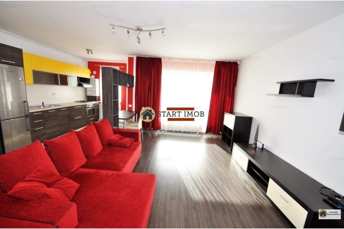 Startimob - Inchiriez Apartament mobilat Alphaville