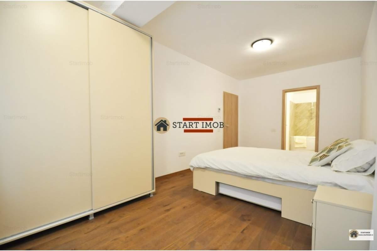Startimob - Inchiriez apartament mobilat cu parcare subterana