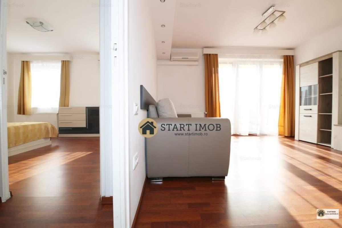 Startimob - Inchiriez apartament mobilat cu parcare supraterana