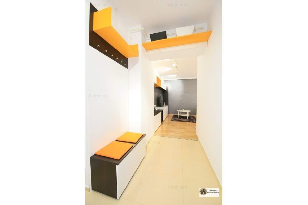 Startimob - Inchiriez apartament mobilat lux cu amenajare de designer