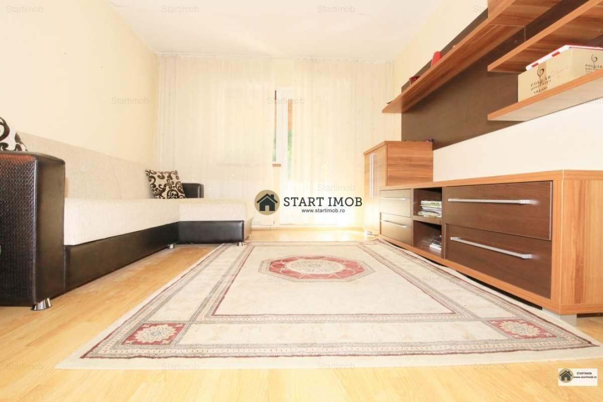 Startimob - Inchiriez apartament semi-mobilat Racadau