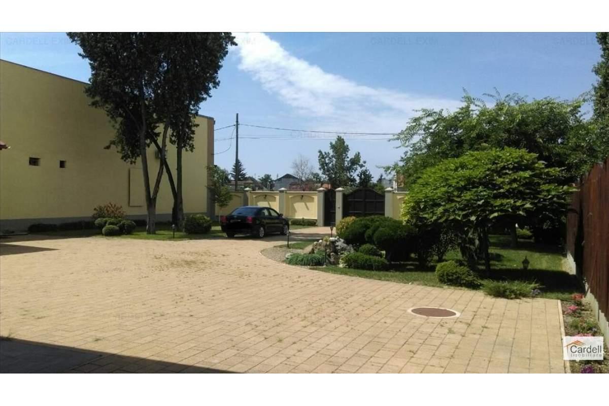 vila centrala de inchiriat