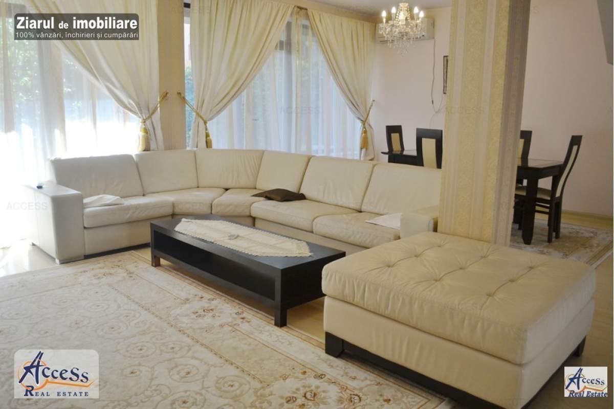 Vila eleganta pentru familii cu stil