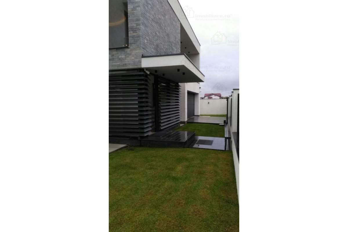 Vila spectaculoasa 2017, arhitectura minimalista, finisaje high-end
