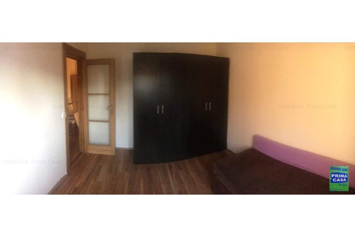 ZONA H. CARPATI apartament de inchiriat 2dormitoare, mobilat, 280E/luna