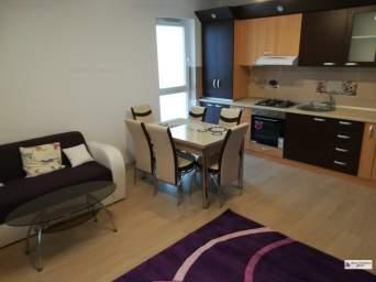 Apartament 3 camere ,Tractorul - Blu Residence , mobilat si utilat LUX