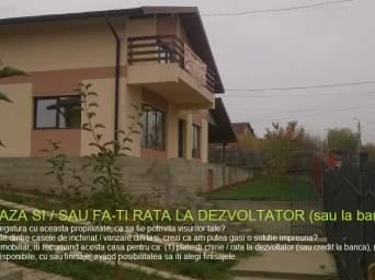 Casa, 4 camere, Bucium - zona Plopii fara Sot, inchiriere, cod410