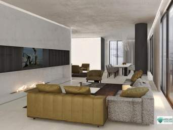 Cortina Residence | Luxury Concept Penthouse | Vedere la Parcul Herastrau