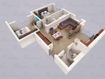 Proprietar - Apartament 3 camere zona de lux - Braytim Claude Debussy