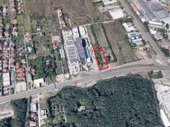 Teren 2.983 mp de inchiriat - Soseaua Bucuresti - Ploiesti
