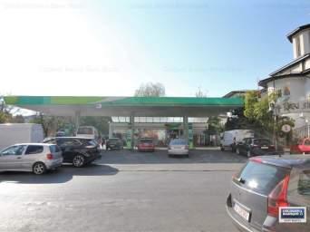 Teren cu constructie benzinarie de inchiriat Bld Iuliu Maniu Pacii Ametistului